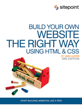 Build your website the right way using HTML & CSS